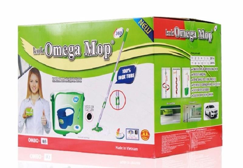 Bộ lau nhà Omega Mop 7