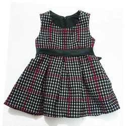 Váy Dạ 2 lớp chất cực đẹp cho bé VDBG03M