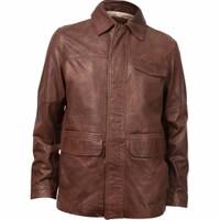 Áo Khoác Da Durango Leather Company Mens Sundance Kid Blazer