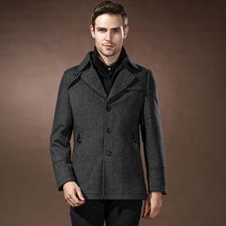 Hàng order: Áo dạ lông cừu cao cấp AK188