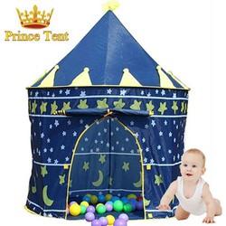Lều bóng cho hoàng tử và công chúa nhỏ