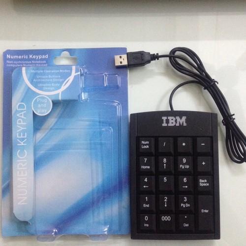 Bàn phím số IBM