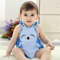 Bộ bodysuit cho bé hình con thỏ đáng yêu dtt07055