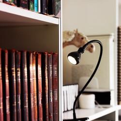 Đèn đọc sách kẹp bàn IKEA JANSJO