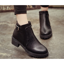 Giày boots sành điệu