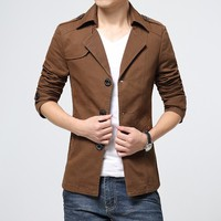Áo khoác nam blazer phong cách TALV1145