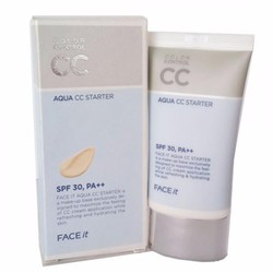 KEM LÓT THE FACE SHOP FACE IT AQUA CC STARTER