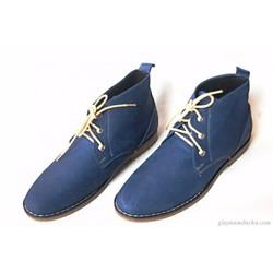 Giày boot da bò thật.BH: 12 tháng.MS:B36