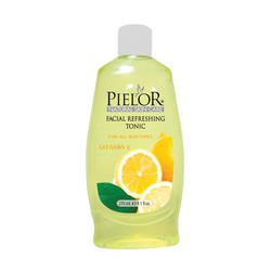 Nước hoa hồng Pielor Natural Skin Care Facial Refreshing-Chanh 270ml