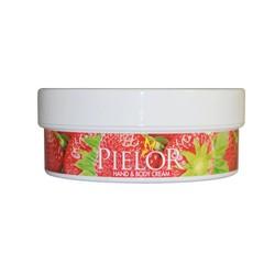 Kem dưỡng thể Pielor hand và body cream #Strawberry Milkshake 200ml