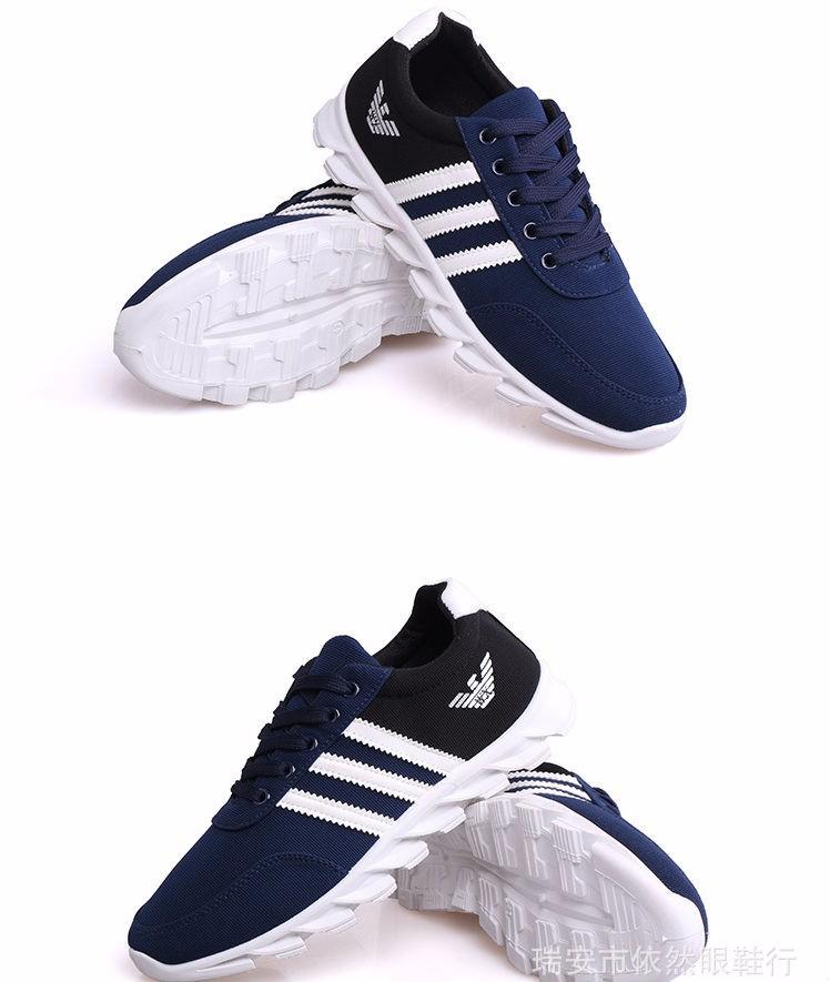 SA717 - Giày thể thao nam phối màu cá tính 7