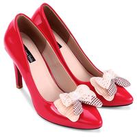 Giày cao gót bít mũi cao cấp - S9H013DO