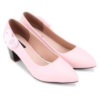 Giày cao gót bít mũi cao cấp - S5H013H