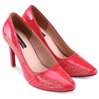 Giày cao gót bít mũi hoàng gia - S9H014DO