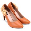 Giày cao gót bít mũi cao cấp - S9H012DABO