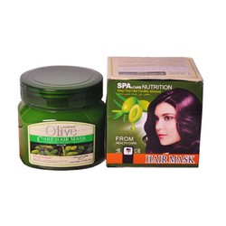 Kem hấp dầu Olive 500ml Care HAIR MASK