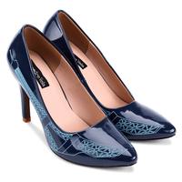 Giày cao gót bít mũi hoàng gia - S9H014XAD