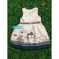Đầm vải họa tiết - 05
