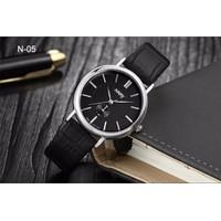 Đồng hồ dây da Nary N-05