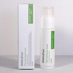 Nước Hoa Hồng Innisfree The Minimum Toner For Sensitive Skin