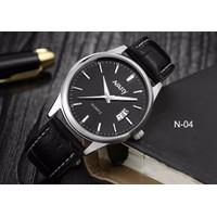 Đồng hồ dây da Nary N-04