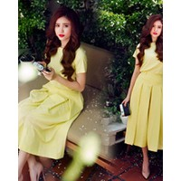 Set Quần Culottes + Áo Suông Kimberly - D08016160