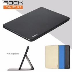 Bao da Samsung Galaxy Tab S2 9.7 T815 hiệu Rock chính hãng