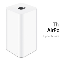 Apple Airport Extreme A1521 - ME918LL Gen 6 mới nhất - New Seal