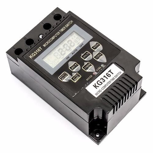 Bộ công tắc hẹn giờ tắt mở thiết bị tự động Smart Sensor KG316T Đen - 3887095 , 2699484 , 15_2699484 , 139000 , Bo-cong-tac-hen-gio-tat-mo-thiet-bi-tu-dong-Smart-Sensor-KG316T-Den-15_2699484 , sendo.vn , Bộ công tắc hẹn giờ tắt mở thiết bị tự động Smart Sensor KG316T Đen