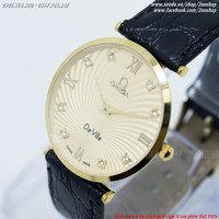 Đồng hồ Omega kính sapphire không thấm nước - Mã số: DH1605