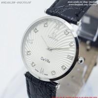 Đồng hồ Omega kính sapphire không thấm nước - Mã số: DH1604