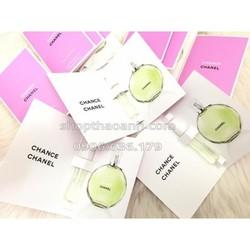 Chanel Chance Eau Fraiche Vial 2ml