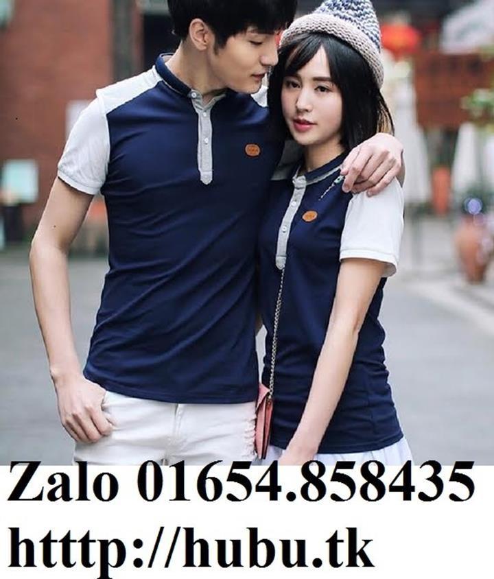 Bộ 2 áo thun đôi AT0136 1