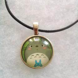 Vòng cổ hoạt hình dễ thương Totoro