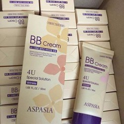 Kem nền ASPASIA BB Cream 4U Special Solution SPF 50+ PA+++