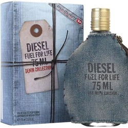 Nước Hoa Nam FUEL FOR LIFE DENIM COLLECTION POUR HOMME  75ml: