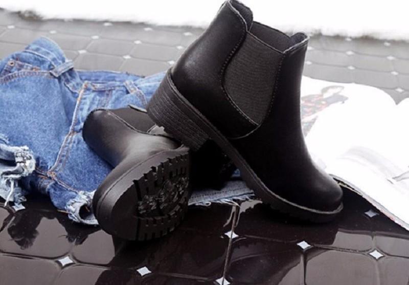 Giày nữ 2016 phong cách Châu Âu 3