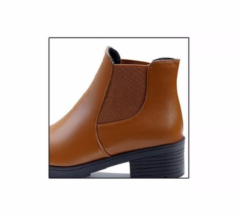 Giày nữ phong cách châu Âu 2