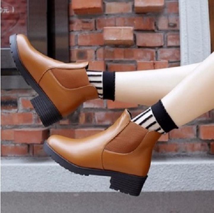 Giày nữ phong cách châu Âu 3
