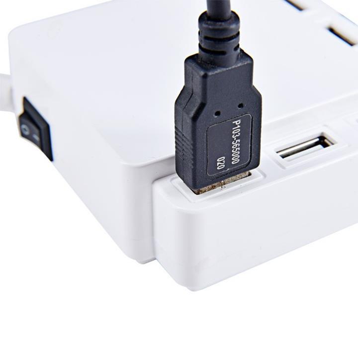 Ổ CẮM ĐIỆN 6 CỔNG USB 1