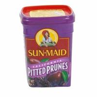 Mận khô hộp nhựa SunMaid - PITTED PRUNES - 500gr