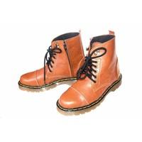 Giày boot da bò thật. BH: 12 tháng.MS : B45