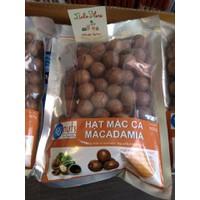 Hạt Mắc Ca - Macadamia - 500g - Nguyên Liệu Úc - Đóng gói Việt Nam