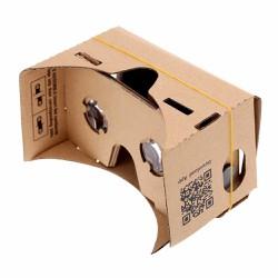 Kính thực tế ảo giá rẻ thiết kế Google Cardboard VRC01