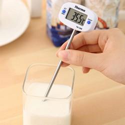 Dụng cụ đo nhiệt độ sữa cho em bé, nhiệt độ thức ăn