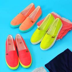 Giày lười nữ phong cách trẻ trung SL131