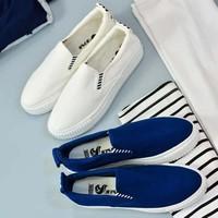 Giày Lười nam  nữ phong cách trẻ trung SL164