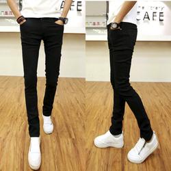 Quần Jeans nam phong cách đơn giản - chất bò đẹp