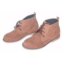 Giày boot da bò thật. BH: 12 tháng.MS : B46