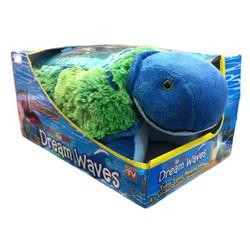 Rùa con chiếu sáng Đại dương xanh Pilow Pets Blue sea Turtle